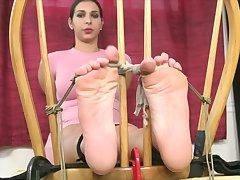 TheTickleRoom - TickleBusters Vol 1 Ep 1 Jen Capones Feet