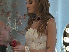 Dutiful on a leash does wholeness his mistress Tiffany Tatum desires