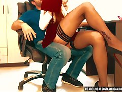 Im At one's disposal The Office... - webcam
