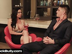 Man eating stepmom Kendra Lust seduces handsome stepson while her husbands in on a business trip