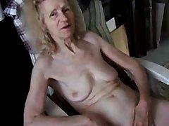 OLD BITCH   josee  real bungle housegirl  70 yrs